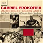 Prokofiev: Saxophone Concerto & Bass Drum Concerto