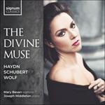 Haydn, Schubert & Wolf: The divine muse