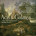 Handel: Acis and Galatea (Original Cannons Performing Version 1718)
