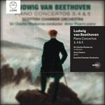 Beethoven: Piano Concertos 3, 4 & 5