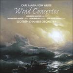 Weber: Wind Concertos