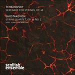 Tchaikovsky & Shostakovich for strings