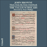 John Browne - Music from the Eton Choirbook