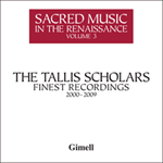 Sacred Music in the Renaissance, Vol. 3
