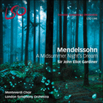 Mendelssohn : A Midsummer Night's Dream