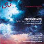 Mendelssohn: Symphony No 2 'Lobgesang'