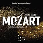 Mozart: Violin Concertos Nos 1, 2 & 3