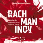 Rachmaninov: Symphonies Nos 1-3 & Symphonic Dances