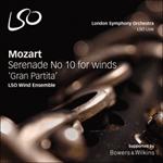 Mozart: Serenade in B flat 'Gran Partita'