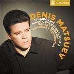 Denis Matsuev : Tchaikovsky: Piano Concertos Nos.1 & 2