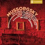Mussorgsky : Pictures at an Exhibition...