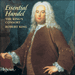 Cover of 'Essential Handel' (KING6)
