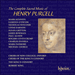 Cover of 'Purcell: The Complete Sacred Music' (CDS44141/51)