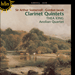 Cover of 'Jacob & Somervell: Clarinet Quintets' (CDH55110)