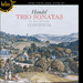 Cover of 'Handel: Trio Sonatas for oboe, violin and continuo' (CDH55280)