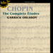 Cover of 'Chopin: The Complete Études' (CDH55380)