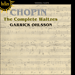 Cover of 'Chopin: The Complete Waltzes' (CDH55381)