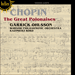 Cover of 'Chopin: The Great Polonaises' (CDH55382)