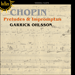 Cover of 'Chopin: Preludes & Impromptus' (CDH55383)