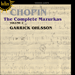 Cover of 'Chopin: The Complete Mazurkas, Vol. 2' (CDH55392)