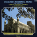 Cover of 'English Cathedral Music of the 20th Century' (A66018)