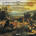 Cover of 'Crusell & Weber: Clarinet Concertos' (CDA66088)