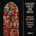 Cover of 'Concert Pieces for Organ' (CDA66265)