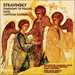 'Stravinsky: Mass & Symphony of Psalms' (CDA66437)
