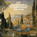 Cover of 'Liszt: The complete music for solo piano, Vol. 12 – Années de pèlerinage III' (CDA66448)
