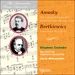 Cover of 'The Romantic Piano Concerto, Vol. 4 – Arensky & Bortkiewicz' (CDA66624)