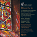 Cover of 'Poulenc: Mass & Motets' (CDA66664)