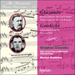 Cover of 'The Romantic Piano Concerto, Vol. 13 – Glazunov & Goedicke' (CDA66877)