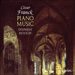 Cover of 'Franck: Piano Music' (CDA66918)