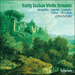 Cover of 'Early Italian Violin Sonatas' (CDA66985)