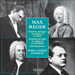 Cover of 'Reger: Piano Music' (CDA66996)