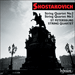 Cover of 'Shostakovich: String Quartets Nos 2 & 3' (CDA67153)