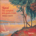 Cover of 'Ravel: The Complete Solo Piano Music' (CDA67341/2)