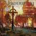 Cover of 'Paderewski: Piano Sonata & Variations' (CDA67562)