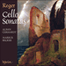 Cover of 'Reger: Cello Sonatas' (CDA67581/2)