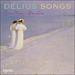 Cover of 'Delius: Songs' (CDA67594)