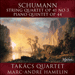 Cover of 'Schumann: String Quartet & Piano Quintet' (CDA67631)