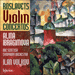 Cover of 'Roslavets: Violin Concertos' (CDA67637)