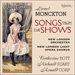 Cover of 'Monckton: Songs from the shows' (CDA67654)