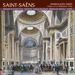 Cover of 'Saint-Saëns: Organ Music, Vol. 1 – La Madeleine, Paris' (CDA67713)