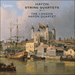 Cover of 'Haydn: String Quartets Op 17' (CDA67722)