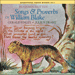 'Britten: Songs & Proverbs of William Blake' (CDA67778)