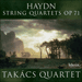Cover of 'Haydn: String Quartets Op 71' (CDA67793)