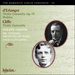 Cover of 'Cliffe & Erlanger: Violin Concertos' (CDA67838)