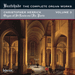 Cover of 'Buxtehude: The Complete Organ Works, Vol. 3 – St-Louis-en-l'Île, Paris' (CDA67855)
