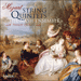 Cover of 'Mozart: String Quintets' (CDA67861/3)